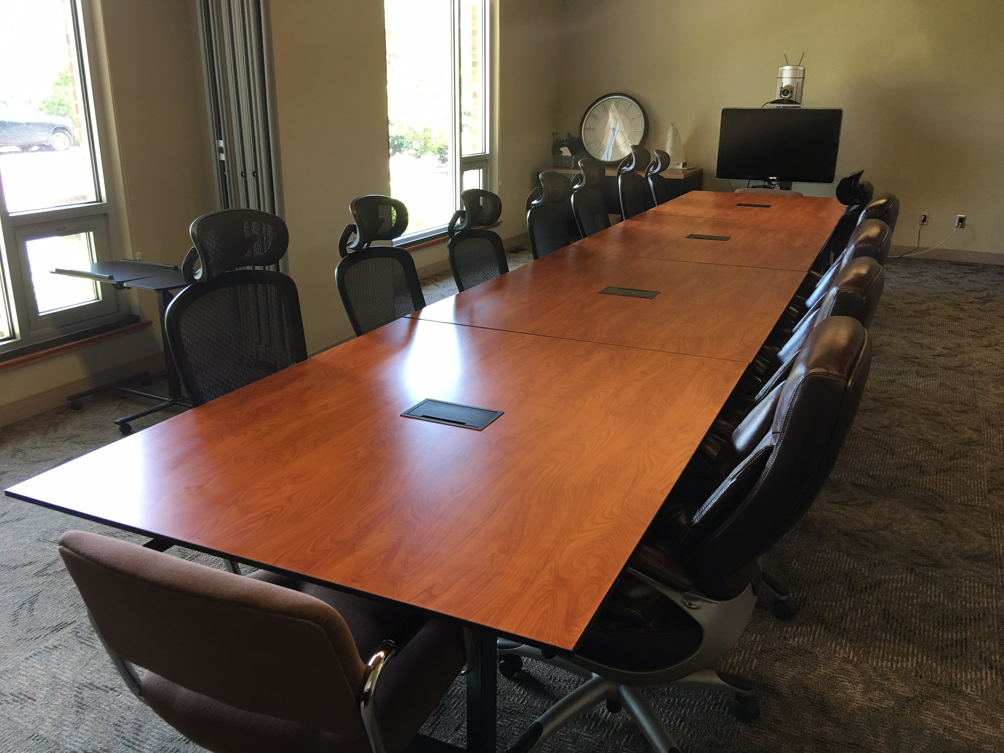 Executive Meeting Rooms  Fisher Video Conferencing